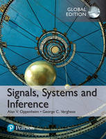 Oppenheim, Alan V., Verghese, George C. - Signals, Systems and Inference - 9781292156200 - V9781292156200