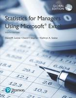 Levine, David M., Stephan, David F., Szabat, Kathryn A. - Statistics for Managers Using Microsoft Excel - 9781292156347 - V9781292156347