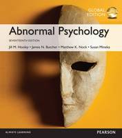 Butcher, James N., Hooley, Jill M, Mineka, Susan M, Nock, Matthew K. - Abnormal Psychology - 9781292157764 - V9781292157764