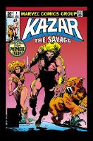 Jones, Bruce - Ka-Zar: Savage Dawn - 9781302905064 - V9781302905064