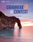 Elbaum, Sandra N. - Grammar in Context 3 (Grammar in Context, New Edition) - 9781305075399 - V9781305075399
