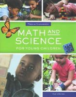 Charlesworth, Rosalind - Math and Science for Young Children - 9781305088955 - V9781305088955
