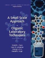 Pavia, Donald L., Kriz, George S., Lampman, Gary M., Engel, Randall G. - A Small Scale Approach to Organic Laboratory Techniques - 9781305253926 - V9781305253926