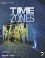 National Geographic - Time Zones 2 Student Book - 9781305259850 - V9781305259850