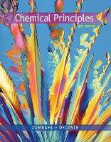 Zumdahl, Steven S., DeCoste, Donald J. - Chemical Principles - 9781305581982 - V9781305581982