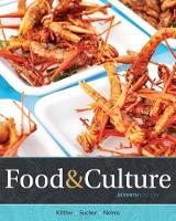 Kittler, Pamela Goyan; Nelms, Marcia Nahikian; Sucher, Kathryn - Food and Culture - 9781305628052 - V9781305628052