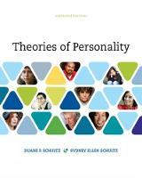 Schultz, Duane P., Schultz, Sydney Ellen - Theories of Personality - 9781305652958 - V9781305652958