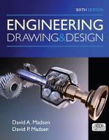 Madsen, David A., Madsen, David P. - Engineering Drawing and Design - 9781305659728 - V9781305659728