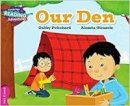 Pritchard, Gabby - Our Den Pink B Band (Cambridge Reading Adventures) - 9781316500781 - V9781316500781