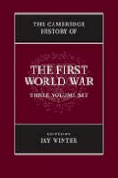 - The Cambridge History of the First World War 3 Volume Paperback Set - 9781316600665 - V9781316600665