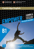 Doff, Adrian, Thaine, Craig, Puchta, Herbert, Stranks, Jeff, Lewis-Jones, Peter - Cambridge English Empower Pre-intermediate Combo A with Online Assessment - 9781316601242 - V9781316601242