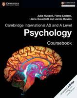Russell, Julia, Lintern, Fiona, Gauntlett, Lizzie, Davies, Jamie - Cambridge International AS and A Level Psychology Coursebook - 9781316605691 - V9781316605691