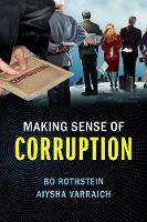 Rothstein, Bo, Varraich, Aiysha - Making Sense of Corruption - 9781316615270 - V9781316615270