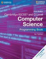 Roffey, Chris - Cambridge IGCSE® and O Level Computer Science Programming Book for Python (Cambridge International IGCSE) - 9781316617823 - V9781316617823