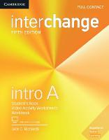 Richards, Jack C. - Interchange Intro A Full Contact with Online Self-Study - 9781316623862 - V9781316623862