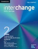 Richards, Jack C. - Interchange Level 2 Full Contact with Online Self-Study - 9781316623992 - V9781316623992