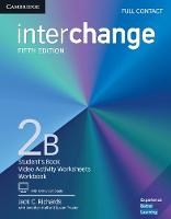 Richards, Jack C. - Interchange Level 2B Full Contact with Online Self-Study - 9781316624029 - V9781316624029