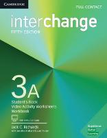 Richards, Jack C. - Interchange Level 3A Full Contact with Online Self-Study - 9781316624074 - V9781316624074