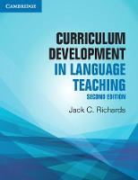 Richards, Jack C. - Curriculum Development in Language Teaching - 9781316625545 - V9781316625545