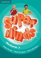 Puchta, Herbert, Gerngross, Günter, Lewis-Jones, Peter - Super Minds Level 3 Wordcards (Pack of 83) - 9781316631638 - V9781316631638