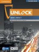 - Unlock Basic Literacy Teacher's Book with Downloadable Audio - 9781316636497 - V9781316636497