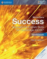 Barry, Marian - Success International English Skills for Cambridge IGCSE® Workbook (Cambridge International IGCSE) - 9781316637081 - V9781316637081