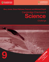 Jones, Mary, Fellowes-Freeman, Diane, Smyth, Michael - Cambridge Checkpoint Science Challenge Workbook 9 - 9781316637265 - V9781316637265