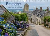 Blome, Dietmar - Bretagne Un Reve En Couleurs 2017: La Bretagne, Une Region Pittoresque (Calvendo Places) (French Edition) - 9781325201433 - V9781325201433