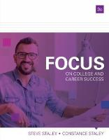 Staley, Constance, Staley, Steve - FOCUS on College and Career Success (Cengage Learning's FOCUS Series) - 9781337097185 - V9781337097185