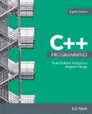 Malik, D. S. - C++ Programming: From Problem Analysis to Program Design - 9781337102087 - V9781337102087