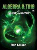 Larson, Ron - Algebra & Trigonometry (Mindtap Course List) - 9781337271172 - V9781337271172