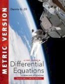 Zill, Dennis G. - First Course in Differential Equations with Modeling Applications - 9781337556644 - V9781337556644