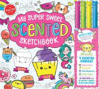 Editors of Klutz, - My Super Sweet Scented Sketchbook: Sketch & Sniff the World's Most Adorable Art! (Klutz) - 9781338106381 - V9781338106381