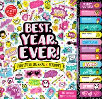 Steele-Staccio, Eva - KLUTZ Best Year Ever! Craft Kit - 9781338158816 - KKD0007039