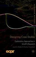 Blatter, J.; Haverland, Markus - Designing Case Studies - 9781349320851 - V9781349320851