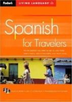 Fodor's - Fodor's Spanish for Travelers (CD Package) (English and Spanish Edition) - 9781400014934 - 9781400014934
