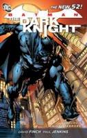 Finch, David - Batman The Dark Knight Volume 1: Knight Terrors TP (The New 52) - 9781401237110 - V9781401237110
