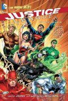 Johns, Geoff - Justice League, Vol. 1: Origin (The New 52) - 9781401237882 - V9781401237882
