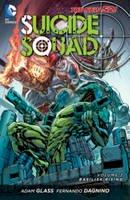 Glass, Adam - Suicide Squad Vol. 2: Basilisk Rising (The New 52) - 9781401238445 - V9781401238445