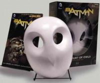 Snyder, Scott - Batman: The Court of Owls Mask and Book Set (The New 52) (Batman: the New 52) - 9781401242855 - V9781401242855