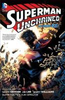 Scott Snyder, Jim Lee - Superman Unchained: Deluxe Edition (The New 52) - 9781401245221 - 9781401245221