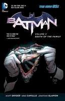 Snyder, Scott - Batman Vol. 3: Death of the Family (The New 52) - 9781401246020 - V9781401246020