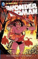 Azzarello, Brian - Wonder Woman Volume 3: Iron TP (The New 52) - 9781401246075 - V9781401246075