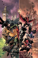 Snyder, Scott - Batman and Robin Eternal Tp Vol 1 - 9781401259679 - V9781401259679