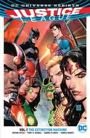 Hitch, Bryan - Justice League Vol. 1: The Extinction Machines (Rebirth) (Jla (Justice League of America)) - 9781401267797 - KBS0000191