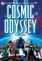 Starlin, Jim - Cosmic Odyssey: The Deluxe Edition - 9781401268152 - V9781401268152