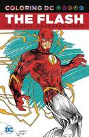 Various - The Flash: An Adult Coloring Book (Coloring Dc) - 9781401270063 - V9781401270063