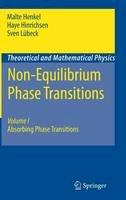 Henkel, Malte; Hinrichsen, Haye; Lubeck, Sven - Non-equilibrium Phase Transitions - 9781402087646 - V9781402087646
