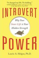Helgoe, Laurie - Introvert Power - 9781402280887 - V9781402280887