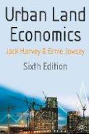 Harvey, Ernie - Urban Land Economics - 9781403900012 - V9781403900012